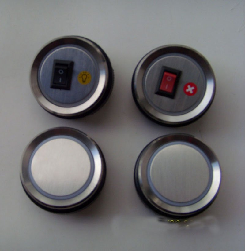 Smart Br27c Elevator Button Elevator Push Button With Plate Ba590 Stainless Steel Lift Button Mtd228