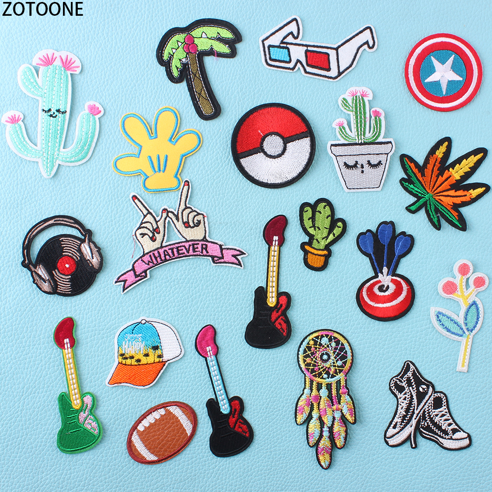 zotoone-font-b-pokemon-b-font-dream-catchers-patch-for-clothing-embroidered-clothes-patches-application-badges-stickers-appliques-for-crafts-e