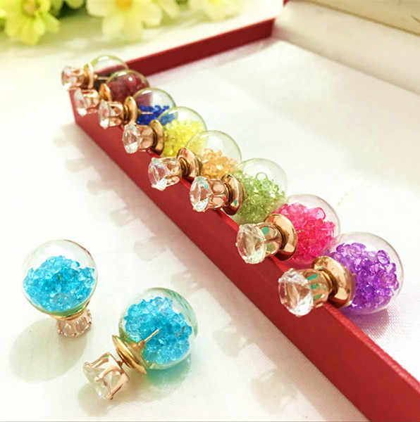 525ae5e790 Detail Feedback Questions about fashion brand jewelry glass Flowers ...