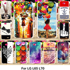 TAOYUNXI Plastic Case For LG Optimus L65 Dual D285 D280 L70 Dual D325 D320N D320 W5 Dual MS323 D329 4.5 inch Phone Case Cover