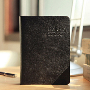 Retro Leather Notebook Thick P