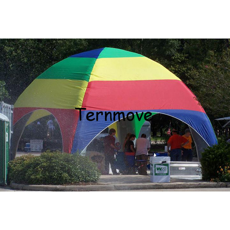 Inflatable Canopy Tent for shelterinflatable party advertising dome event air tight Tenthousespider Outdoor Gazebo tent-in Inflatable Bouncers from Toys ...  sc 1 st  AliExpress.com & Inflatable Canopy Tent for shelterinflatable party advertising ...