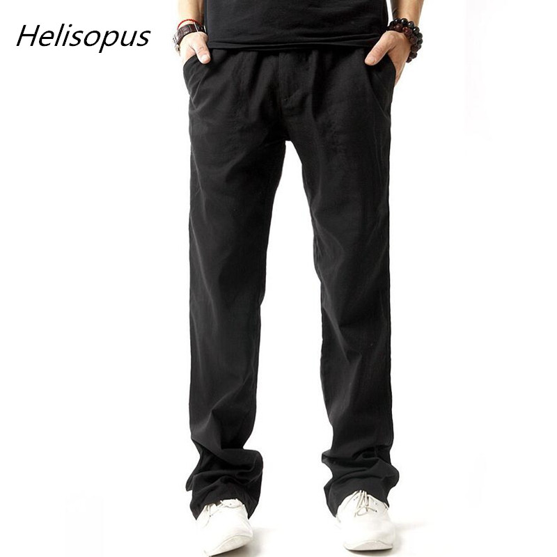 Casual Pants Motivated Straight Men Business Pants Cotton Polyester Autumn Soft Breathable Male Trousers Slim Fit Black Grey Navy Blue Casual Pant Back To Search Resultsmen's Clothing