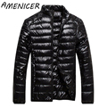 New Tide Man Winter Down Parka 2016 Famous Brand  Fashion Clothing Abrigos Hombres Invierno Down Jacket For Man