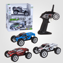 Baby Kids Cars Baby Toys RC Truck Model Super WLtoys A999 1/24 25KM/H Proportional High Speed Chirstmas Gifts High Quality