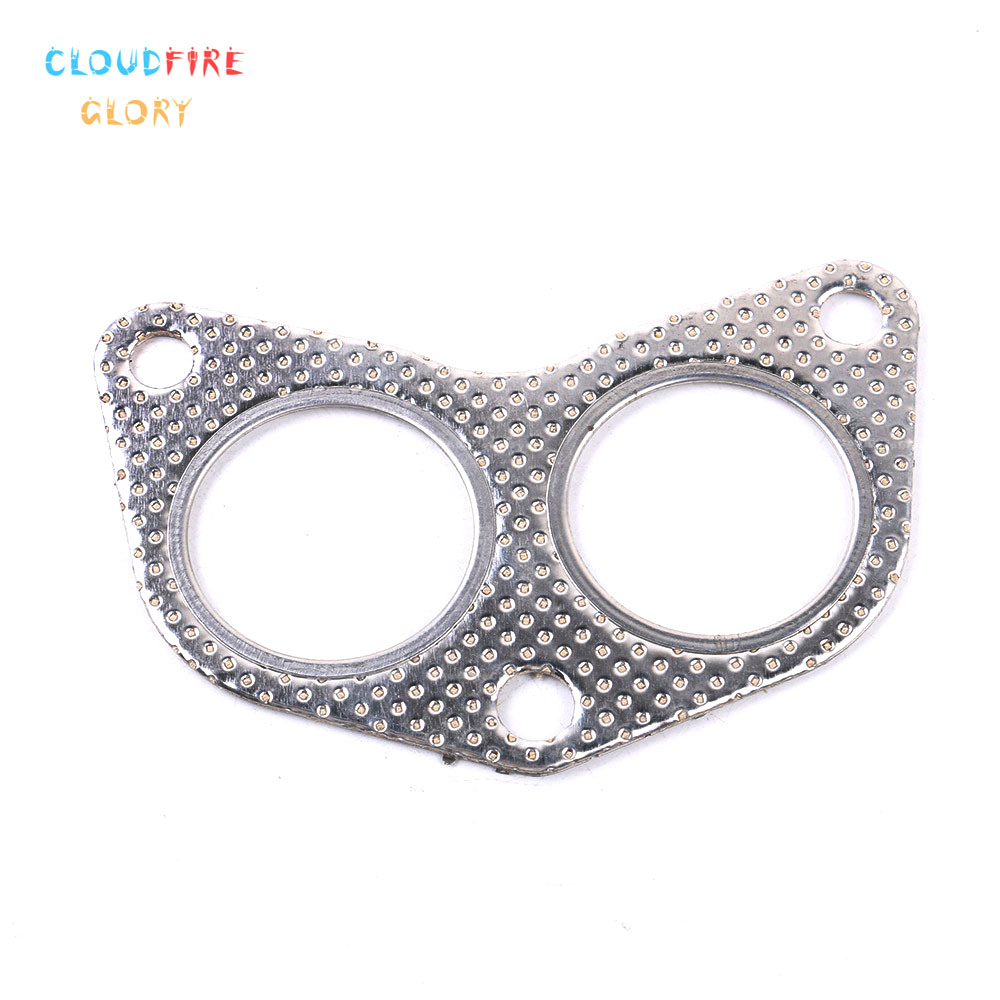 CloudFireGlory 44022AA020 Exhaust Pipe Flange Gasket For Subaru Forester 1998-2017 Impreza 1993-2016 Legacy Outback 2000-2017