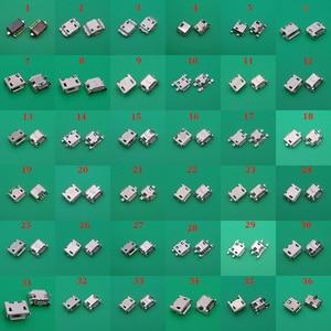 36 модель мини-micro usb разъем зарядки гнездо V8 Порты и разъёмы Разъем 5Pin 7 Pin для samsung huawei телефон Lenovo планшетный ПК
