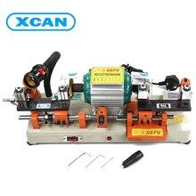 XCAN 238BS Varity enchufe Universal herramientas de cerrajería máquina duplicadora profesional puede ser equipado con claves más largas 220 v