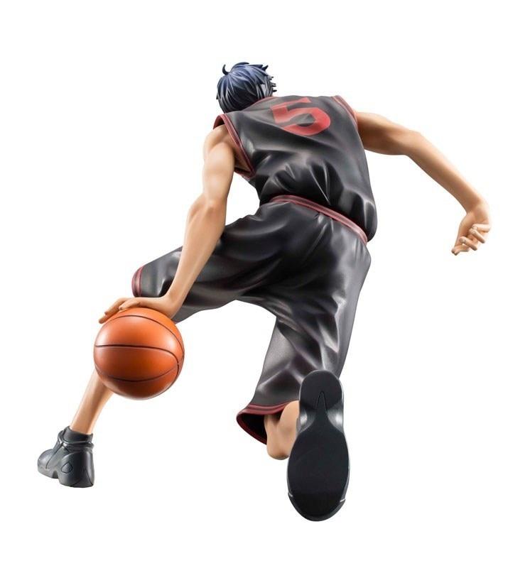 Kuroko no Basket Model Seirin Basketball Club Aomine Daiki Figure Zone TOO GAKUEN MH GEM 18CM PVC Action Figure Doll Toys 1