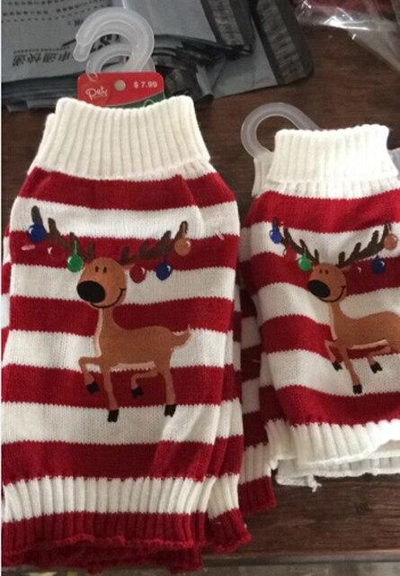 Aliexpress Buy Free Shipping Christmas Reindeer Pet Puppy Cat