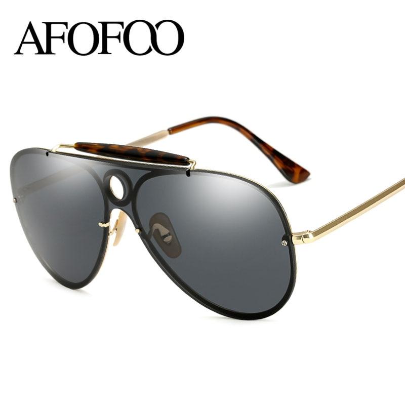 AFOFOO New Fashion Men Sunglasss