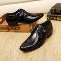 Корейской зимой стилист указал кожаные ботинки отдыха клуб молодежный бизнес увеличилась тенденция мужской обуви