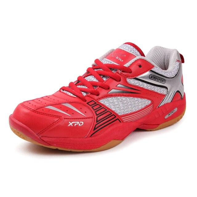 Men Women Unisex Badminton Table Tennis Shoes Anti Slipper Soft Sneakers  Professional Tennis Sport Training Shoes Free Shipping 119f470ed3
