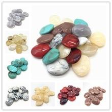 New 5 Pcs Irregular Round Acrylic Beads Spacer Loose For Jewelry Making DIY Bracelet