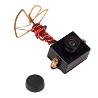 5 8G 48CH 25MW VTX 1000TVL FPV Camera Built In Transmitter For FPV RC Mini QX
