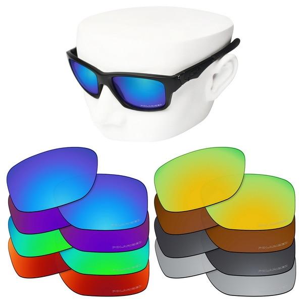 44dbcbe60b Cheap OOWLIT Anti Scratch lentes de recambio para Oakley Antix grabado  gafas de sol polarizadas,