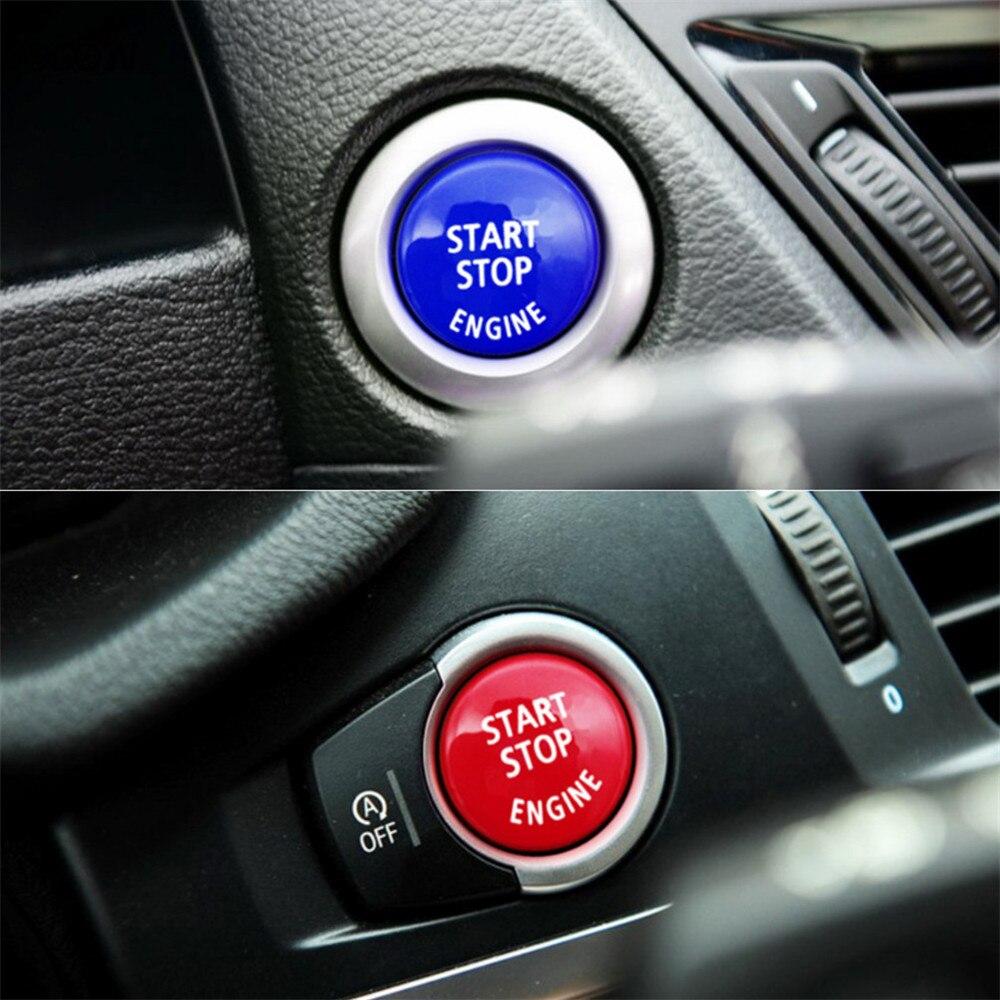 BMW Moteur Start Stop Button Repair Replac Sticker Décalque e90 91 e60 61 e84 e70 5