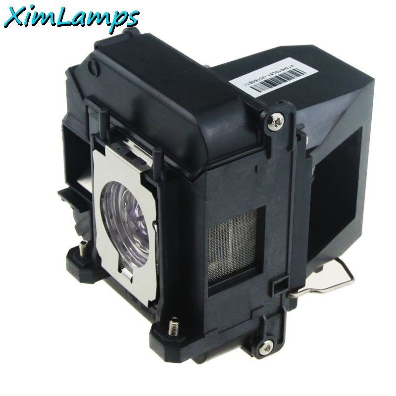 все цены на ELPLP64 / V13H010L64 High Quality Replacement Lamp with Housing for EPSON PowerLite 1850W/1880/935W/D6155WD6250;EPSON VS350W онлайн