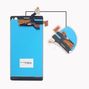 Image 5 - Ban Đầu Cho Sony Xperia C4 Màn Hình Hiển Thị LCD Bộ Số Hóa Cho Sony Xperia C4 E5303 E5306 E5333 Màn Hình Hiển Thị Màn Hình Điện Thoại các Bộ Phận