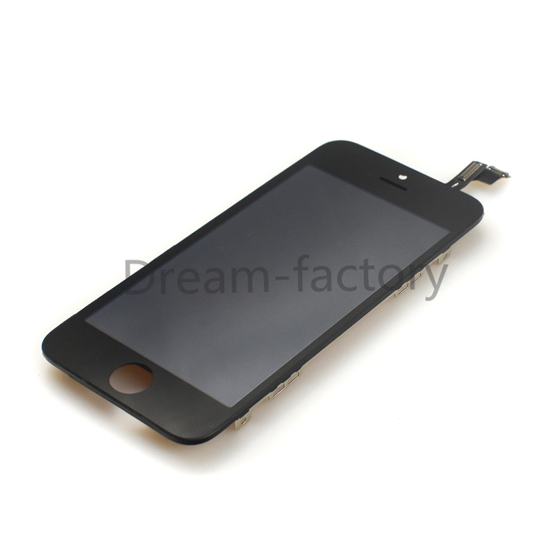 Digitizer-Screen-Assembly-Replacement Lcd-Display Touch-Screen iPhone 5 for 5s 5c Free