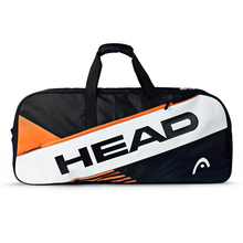 Original HEAD Clothing Bag For Tennis & Badminton Accessories With Independent Shoes Large Capacity Professional Male