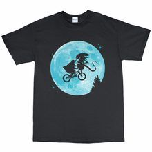 b2439de59 Brand 2019 Male Short Sleeve Tee Shirts Extra Terrestial Vs Aliens Parody T  Shirt 100%