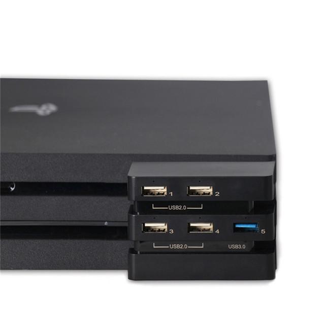 DOBE USB Hub For PS4 Pro