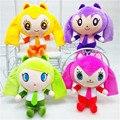 2016 Новый Японии Аниме Куклы Vocaloid Hatsune Miku Игрушки Peluche Плюшевые Куклы Brinquedos 12 шт./лот 20 см