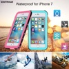 Case For Apple IPhone 7 4 7 Inch Cover Full Protect PC TPU Hard Water Proof