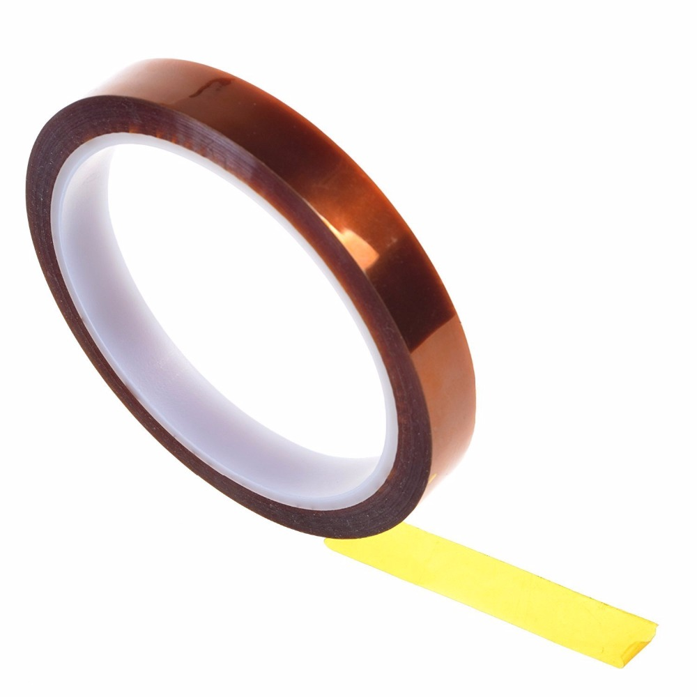 Polyimide Tape Heat Resistant High Temperature Adhesive Insulation Kapten Tape for Electronic RepairPolyimide Tape Heat Resistant High Temperature Adhesive Insulation Kapten Tape for Electronic Repair