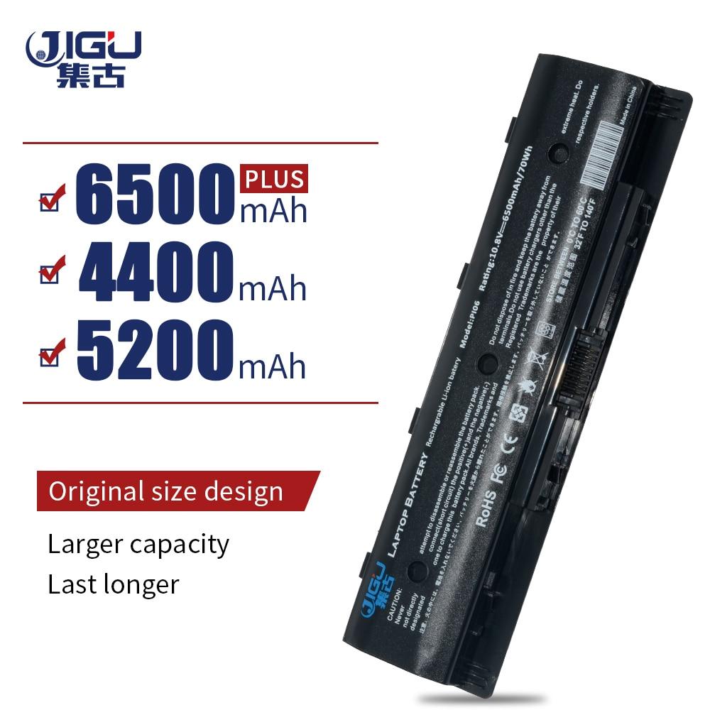JIGU Laptop Battery For HP For Envy 14t 14z 15 15t 15z 17 17t  M7 HSTNN-LB4N LB4O HSTNN-YB4N HSTNN-YB4O P106 PI06 PI09