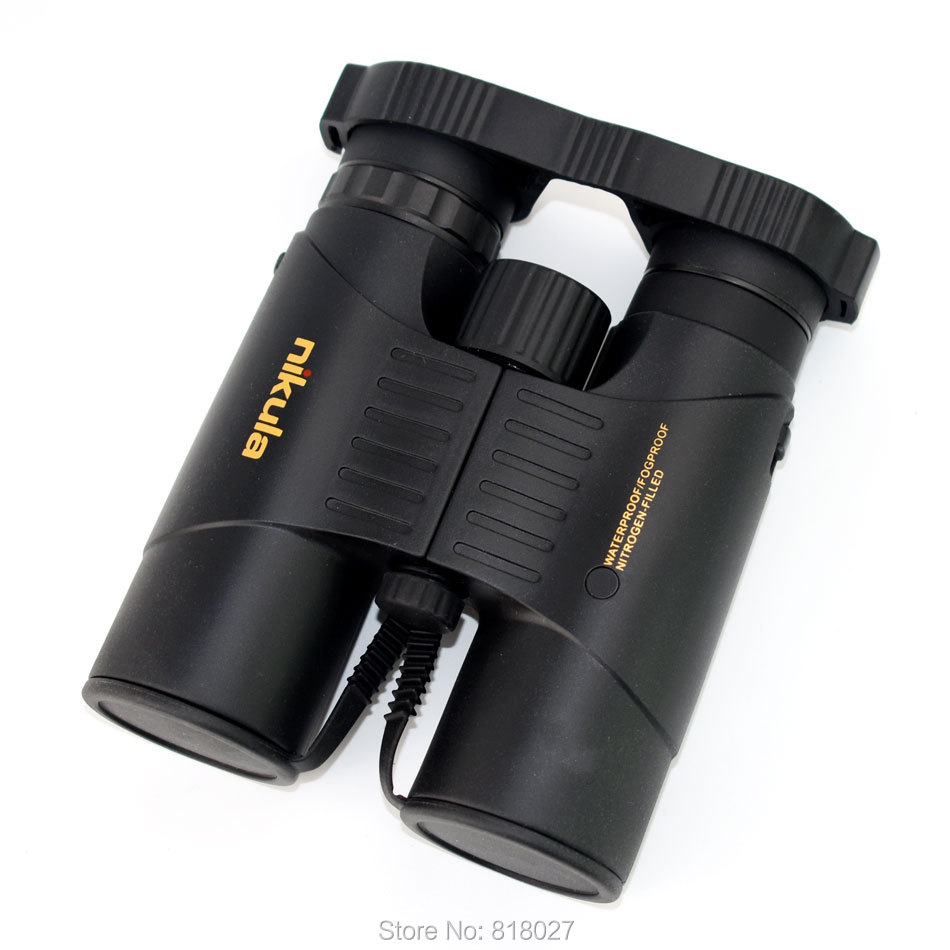 Genuine Nikula 8x42 High Quality powerful Original Binoculars Waterproof Telescope LLL Night Vision Telescopio Hunting Camping nikula 8x42 high definition waterproof binoculars telescope bak4 prism multilayer broadband coating glass m7078