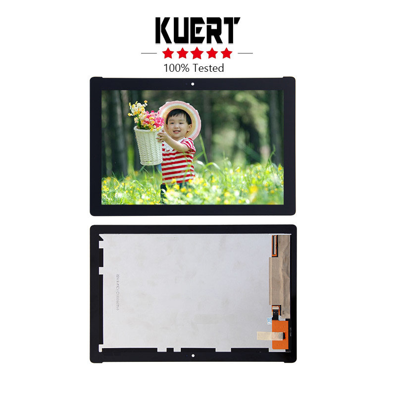 Livraison Gratuite Pour Asus ZenPad pad 10 Z300 Z300M Écran Tactile Digitizer LCD Assemblée D'affichage de Remplacement