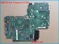 Laptop motherboard para lenovo ideapad g700 17.3 polegada hm70 11s90003140 gma hd