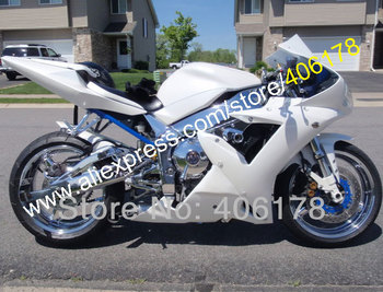 All White for YZF R1 YZF-R1 YZFR1 YZF1000 YZF 1000 02 03 2002 2003 ABS fairing kit (Injection molding)