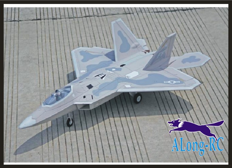 FREEWING F22 F-22 Raptor stealth fighter EPO plane airplane RC MODEL HOBBY TOY/64mm EDF 4 channel plane(have KIT or PNP)