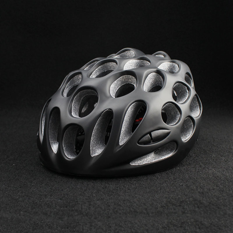Ultralight Bicycle Helmet CE Certification Cycling Helmet In-mold Bike Helmet Casco Ciclismo 260g 56-61cm цена