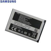 Originele Samsung Batterij Voor S5620I S5630C S5560C W559 J808 F339 S5296 C3322 L708E C3370 C3200 C3518 S5610 AB463651BU 1000 mAh-in Mobiele telefoon Batterijen van Mobiele telefoons & telecommunicatie op