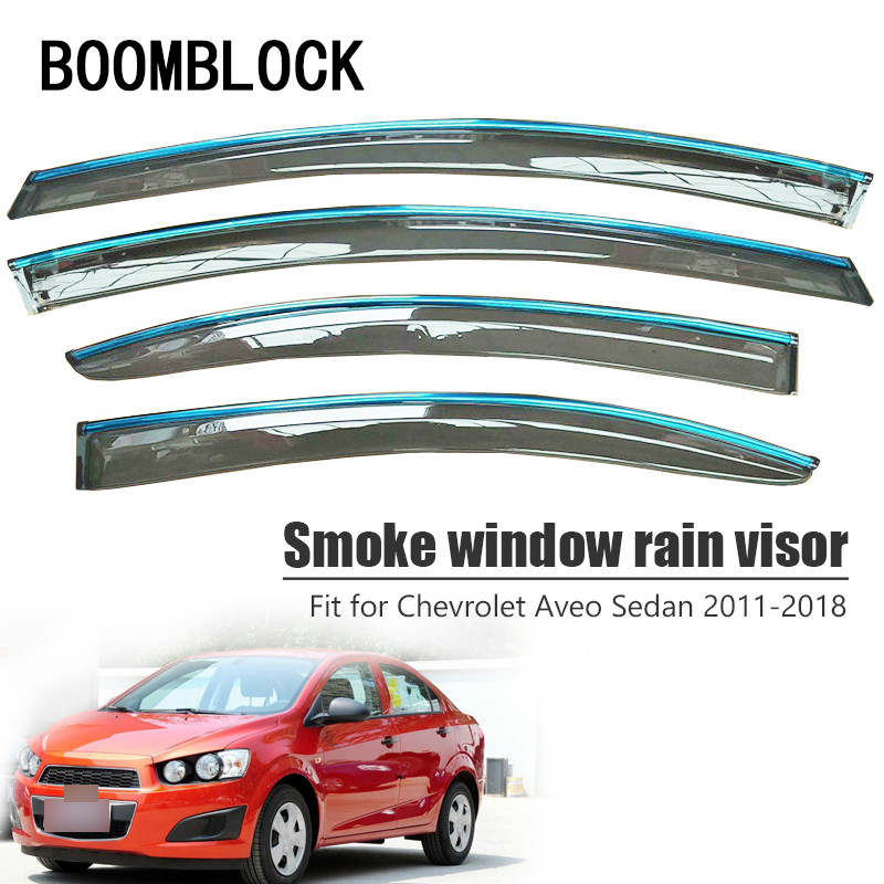 Rain Guard Fit 2009 2010 2011 2012 2013 2014 Nissan Murano Window Visor