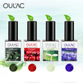 Oulac Gel Polish Nail Fashion Nail Salon de Arte de Diseño de Fábrica 12 ml