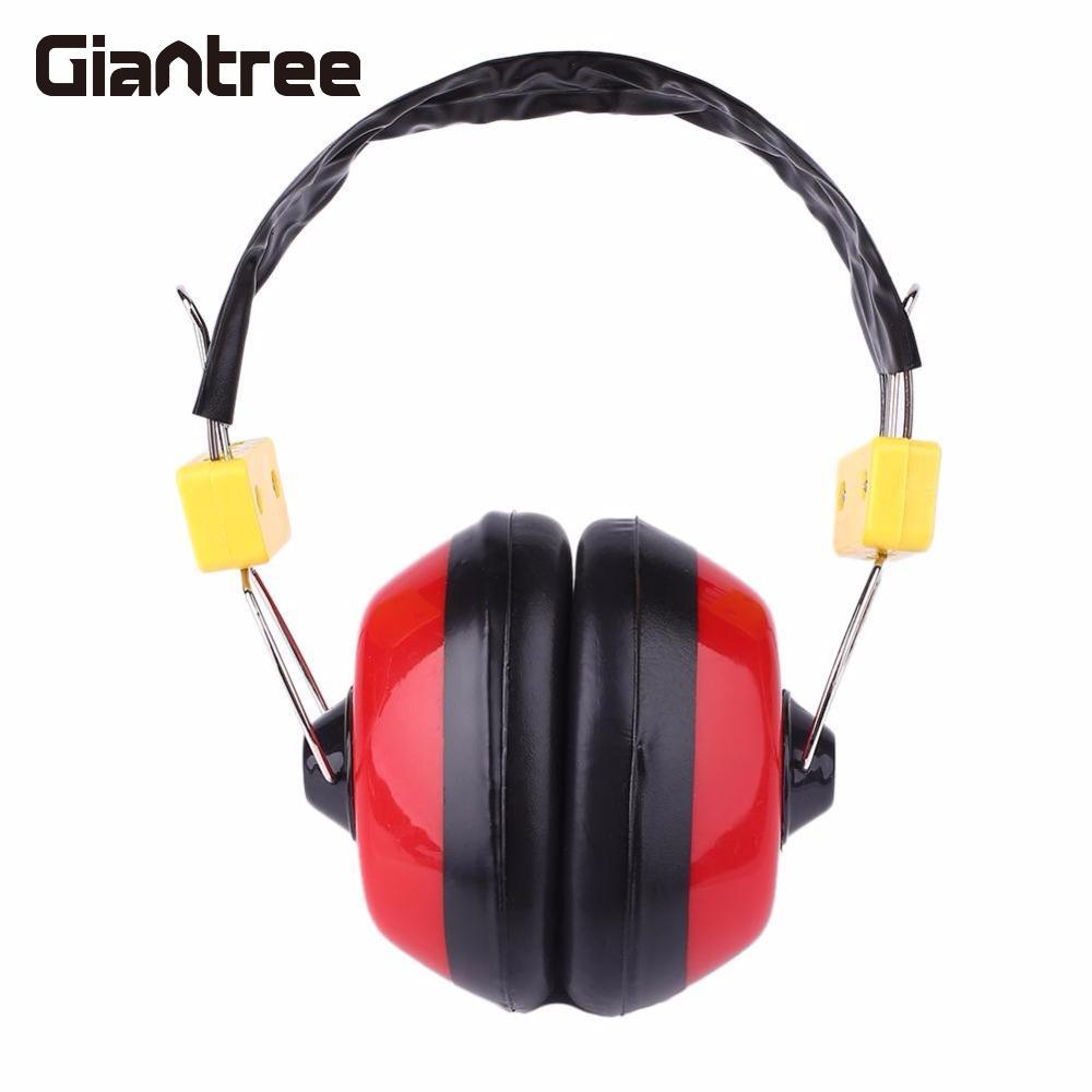 giantree Ear Protector Adjustable shoot Earmuffs Soundproof Prevention Hearing ear Protection Earmuffs kids Noise Reduction