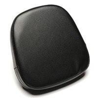 Neverland Universal Black 8 66 Motorcycle Backrest Sissy Bar Cushion Motor Backrest Pad For Harley Yamaha