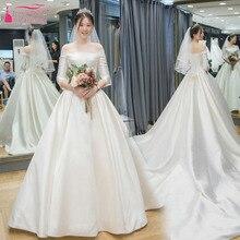 TANYA BRIDAL Wedding Dresses 2019 Long Sleeve