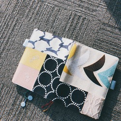 Joint Cloth Fashion Journal Cover A5 1 Piece Free Shipping