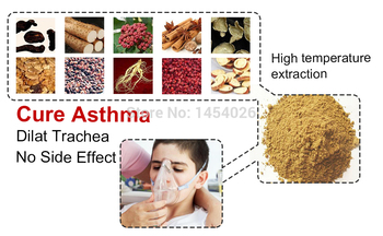 TCM Powder to Cure Asthma, Protect Lung Cells, Decrease Respiratory Allergies, Nourish Bronchus Tissue, 100% Effective