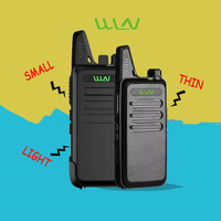 cb רדיו WLN KD-C1 כף יד מכשיר ההקשר נייד רדיו מקצוע כף היד שני דרך רדיו Communicator HF משדר CB-טוקי (5)
