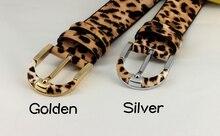Genuine Leather & PVC Belt