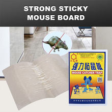 Safety Rat Glue Trap Rodent Mouse Board Rat Stickers Durable Strong Sticky Household Rat Snake Glue Rat Board Mousetrap(China)