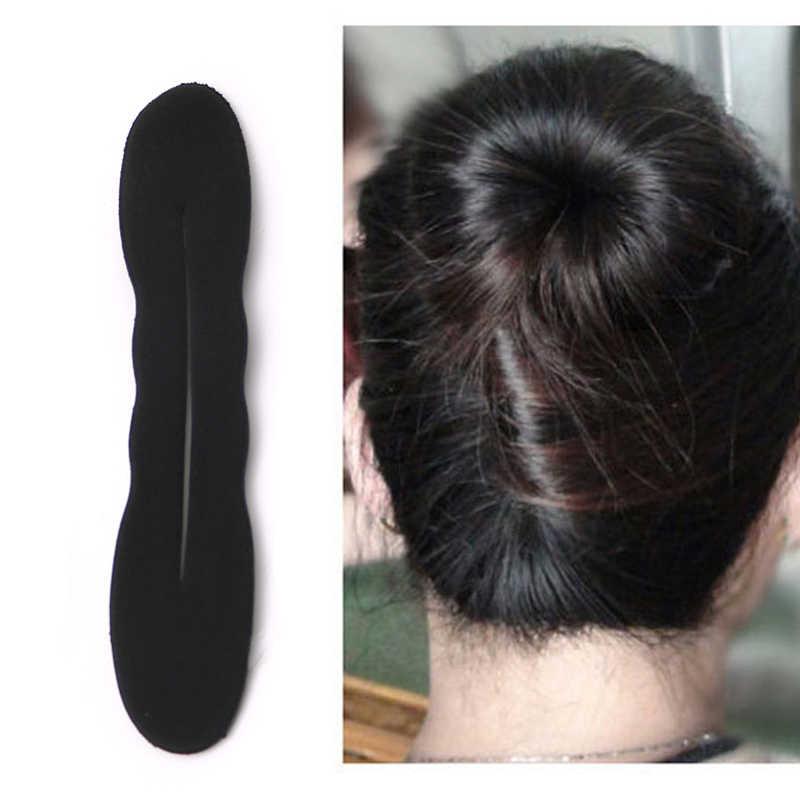 Detail Feedback Questions About 1pcs Hair Twist Sponge Clip Foam