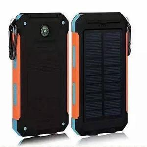 Image 3 - LiitoKala Lii D007 Draagbare Zonne energie Bank 20000 mah Voor Xiaomi 2 Iphone Externe Batterij Powerbank Waterdichte Dual USB